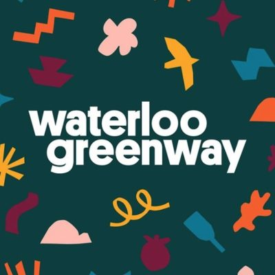 Waterloo Greenway logo