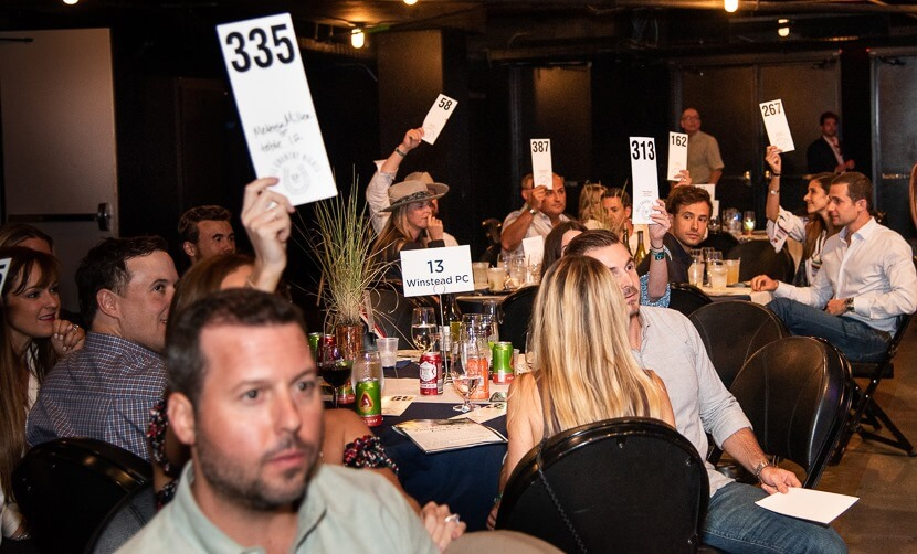 Hill County Conservancy's Hill Country Nights gala auction